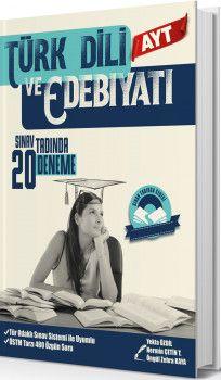Yekta Özdil  AYT Türk Dili ve Edebiyatı 20li Deneme