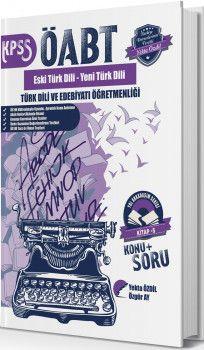 Yekta Özdil ÖABT Edebiyat Öğretmenliği Yol Arkadaşım Serisi 5. Kitap