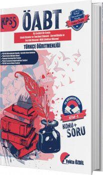 Yekta Özdil ÖABT Türkçe Öğretmenliği Yol Arkadaşım Serisi 3