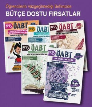 Yekta Özdil ÖABT Türk Dili ve Edebiyat Öğretmenliği Yol Arkadaşım 5 li Serisi