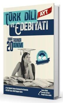 Yekta Özdil YKS AYT Türk Dili ve Edebiyatı Sınav Tadında 20 Deneme