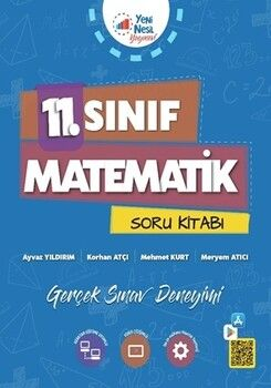 Yeni Nesil 11. Sınıf Matematik Soru Kitabı