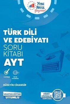 Yeni Nesil AYT Türk Dili ve Edebiyatı Soru Kitabı
