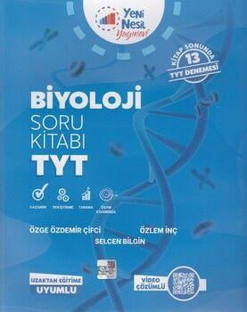 Yeni Nesil TYT Biyoloji Soru Kitabı