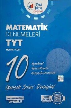 Yeni Nesil Yayınları TYT Matematik 10 Deneme
