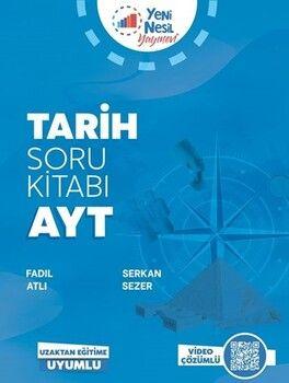 Yeni Nesil Yayınları AYT Tarih Soru Kitabı