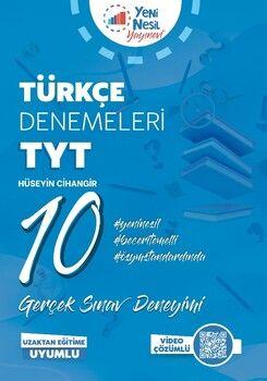 Yeni NesilTYT Türkçe 10 Deneme Sınavı