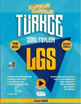 Yeni Tarz 8. Sınıf LGS Türkçe Gümbür Gümbür Soru Föyleri