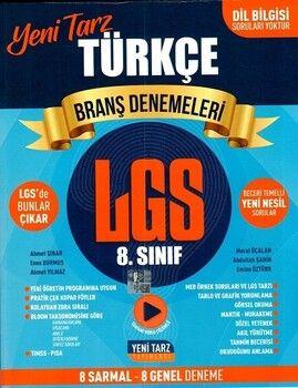 Yeni Tarz 8. Sınıf LGS Türkçe Branş Denemeleri