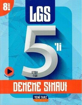 Yeni Tarz 8. Sınıf LGS 5 li Deneme