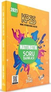 Yeni Trend 2021 KPSS Genel Yetenek Genel Kültür Matematik Soru Bankası