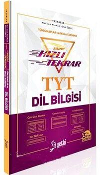 Yetki Yayınları TYT Dil Bilgisi Süper Hızlı Tekrar