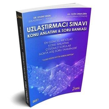 Yetki Yayınları Uzlaştırmacı Sınavı Konu Anlatımı ve Soru Bankası