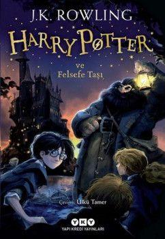 YKY Yayınları Harry Potter ve Felsefe Taşı