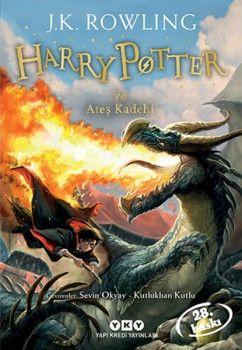 YKY Yayınları Harry Potter ve Ateş Kadehi