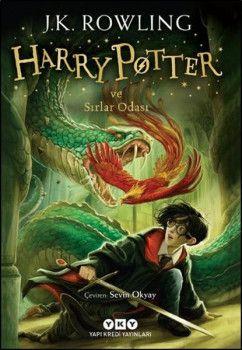 YKY Yayınları Harry Potter ve Sırlar Odası