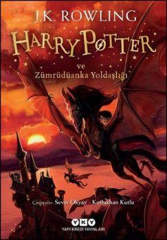 YKY Yayınları Harry Potter ve Zümrüdüanka Yoldaşlığı