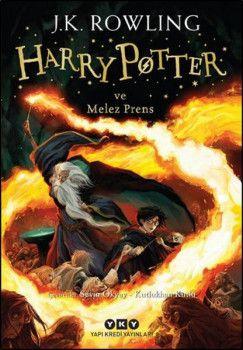YKY Yayınları Harry Potter ve Melez Prens