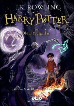 YKY Yayınları Harry Potter ve Ölüm Yardigarları