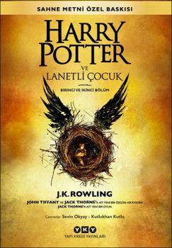 YKY Yayınları Harry Potter ve Lanetli Çocuk