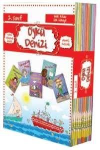 Yuva Yayınları 2. Sınıf Öykü Denizi 10 Kitap Her Öyküye Bir Test