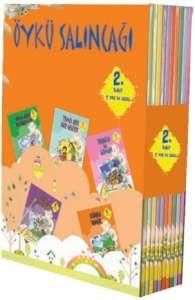 Yuva Yayınları 2. Sınıf Öykü Salıncağı 10 Kitap Her Öyküye Bir Test