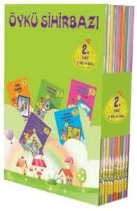 Yuva Yayınları 2. Sınıf Öykü Sihirbazı 10 Kitap Her Öyküye Bir Test