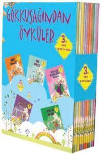Yuva Yayınları 3. Sınıf Gökkuşağından Öyküler 10 Kitap Her Öyküye Bir Test