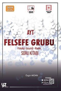 YZ Yayınları AYT Felsefe Grubu Soru Kitabı