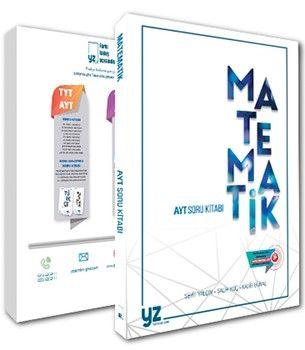 YZ Yayınları AYT Matematik Soru Kitabı