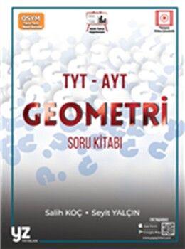 YZ Yayınları TYT AYT Geometri Soru Kitabı