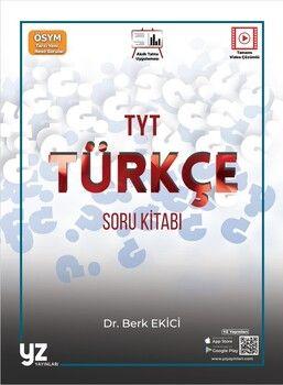 YZ Yayınları TYT Türkçe Soru Kitabı