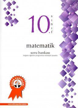 Zafer Yayınları 10. Sınıf Matematik Soru Bankası