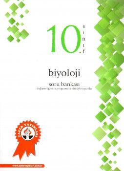 Zafer Yayınları 10. Sınıf Biyoloji Soru Bankası