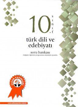 Zafer Yayınları 10. Sınıf Türk Dili ve Edebiyatı Soru Bankası