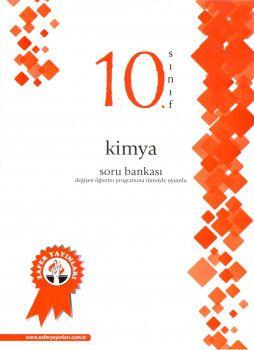 Zafer Yayınları 10. Sınıf Kimya Soru Bankası