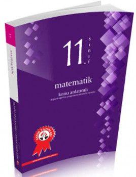 Zafer Yayınları 11. Sınıf Matematik Konu Anlatımlı