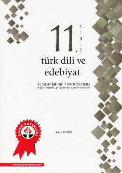 Zafer Yayınları 11. Sınıf Türk Dili ve Edebiyatı Konu Anlatımlı