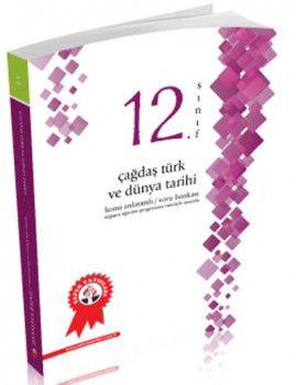 Zafer Yayınları 12. Sınıf Çağdaş Türk ve Dünya Tarihi Konu Anlatımlı Soru Bankası