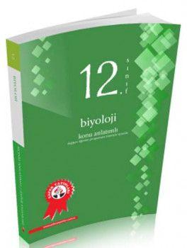 Zafer Yayınları 12. Sınıf Biyoloji Konu Anlatımlı