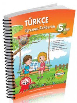 Zafer Yayınları 5. Sınıf Türkçe Öğrenme Rehberim