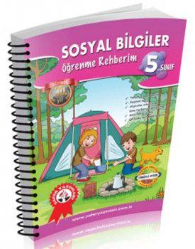 Zafer Yayınları 5. Sınıf Sosyal Bilgiler Öğrenme Rehberim