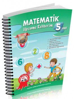 Zafer Yayınları 5. Sınıf Matematik Öğrenme Rehberim