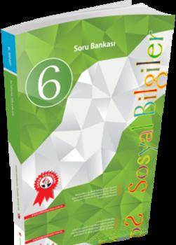 Zafer Yayınları 6. Sınıf Sosyal Bilgiler Soru Bankası
