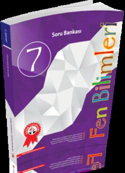 Zafer Yayınları 7. Sınıf Fen Bilimleri Soru Bankası