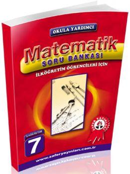 Zafer Yayınları 7. Sınıf Matematik Soru Bankası
