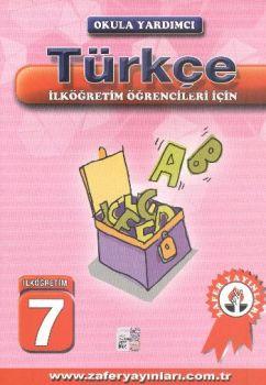 Zafer Yayınları 7. Sınıf Türkçe Konu Anlatımlı
