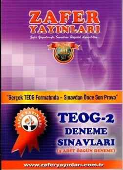 Zafer Yayınları 8. Sınıf TEOG 2 Deneme Sınavları 5 li