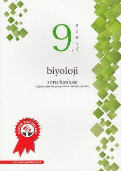 Zafer Yayınları 9. Sınıf Biyoloji Soru Bankası