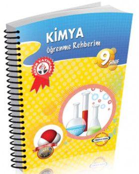 Zafer Yayınları 9. Sınıf Kimya Anadolu Lisesi Öğrenme Rehberim